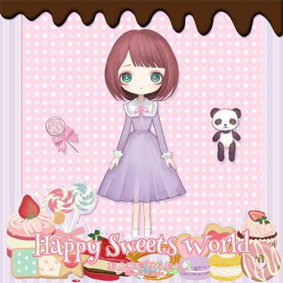 Happy Sweets World